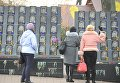 На Крещатике началась подготовка к годовщине Евромайдана