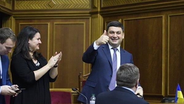 Гройсман: Внешний долг Украины составляет 83%