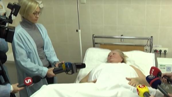 ВДнепре спасают пенсионерку, вкоторую взоне АТО выпустили автоматную очередь