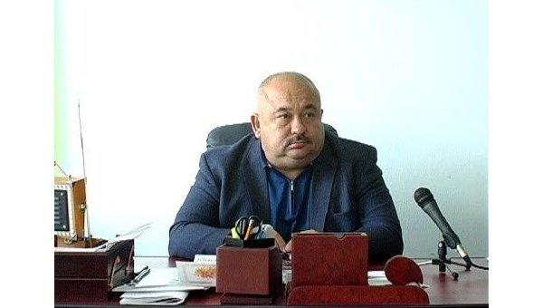 И.о. мэра Смелы Виктор Федоренко