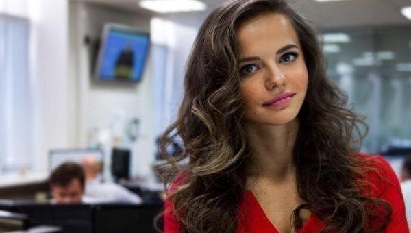 Корреспондент Россияна Марковская стала пресс-секретарем руководителя Минобороны Шойгу