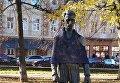 Памятник Шандору Петефи в Ужгороде