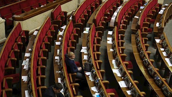 Как работают депутаты Рады в пятницу