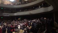Ситуация в одесском театре, где сорвали выступление Райкина