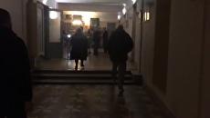 Появились кадры срыва концерта Райкина в Одессе. Видео