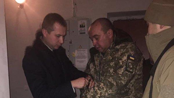 Задержан начальник университета им. Кожедуба