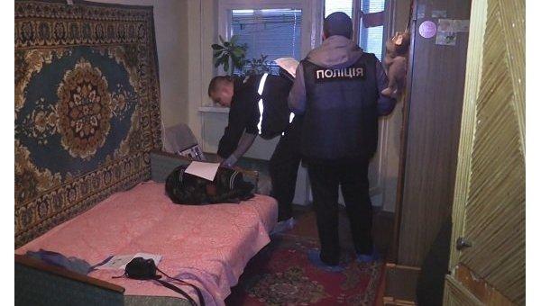 ВКиеве отыскали тело 15-летней девушки сножом вгруди