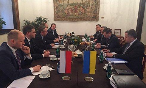 Польско-украинские переговоры о снятии моратория на эксгумацию