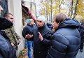 Начальник полиции пострадал в ходе столкновений с митингующими в Одессе