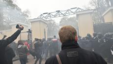 Бепорядки в Одессе