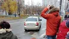 В Киеве похитили женщину