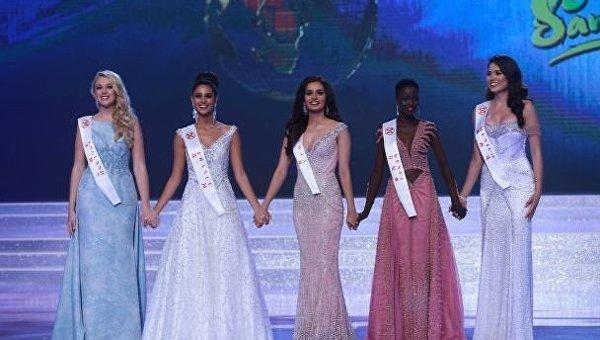 Финал Мисс Мира-2017