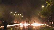 В Греции массовые беспорядки