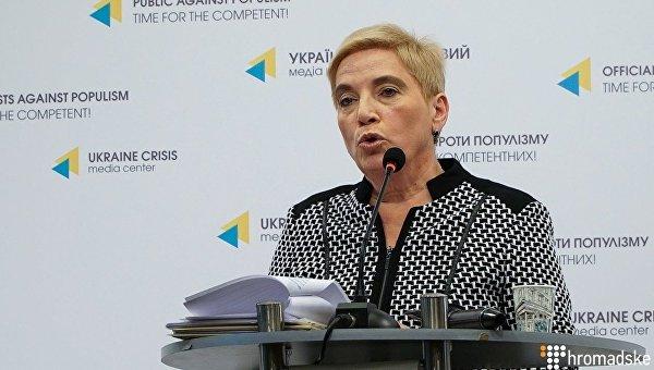 Экс-сотрудница НАПК Соломатина получила личную охрану отНАБУ
