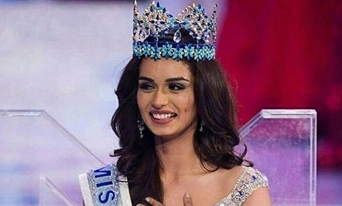 Мисс Мира-2017 Мануши Чхиллар
