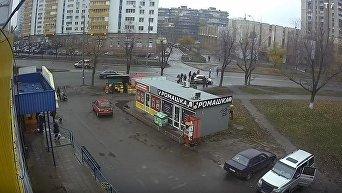 Похищение женщины в Киеве