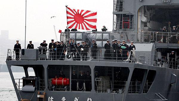 Эсминец Хамагири Морских сил самообороны Японии. Архивное фото