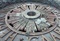 В Киеве Вечный огонь снова залили цементом