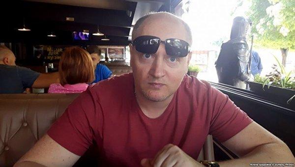 Журналист Павел Шаройко