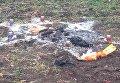 В Одесской области произошло ритуальное убийство