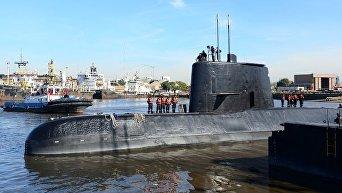 Подводная лодка Сан-Хуан
