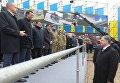 Петр Порошенко принял участие в торжествах по случаю Дня десантника