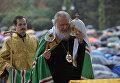 Визит патриарха Московского и всея Руси Кирилла в Молдавию