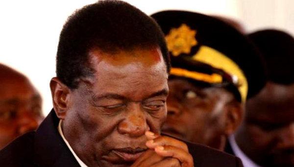 Экс-вице-президент Зимбабве займет пост Мугабе напротяжении 2-х суток
