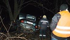 Четыре подростка погибли в жутком ДТП в Днепропетровской области
