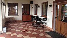 Налет на отель в Ровенской области