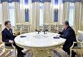 Роман Труба на встрече с Петром Порошенко
