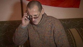 Украинские пленные из самопровозглашенной ЛНР позвонили домой. Видео