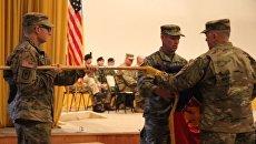 Американские военные инструкторы в Украине