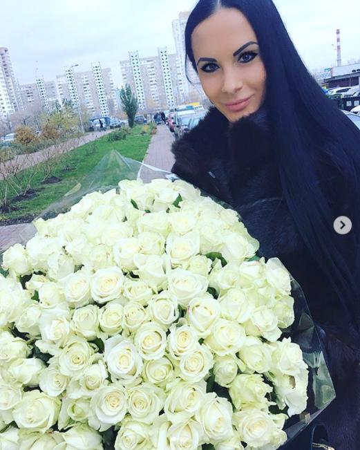 Секс-символ патрульной полиции Людмила Милевич