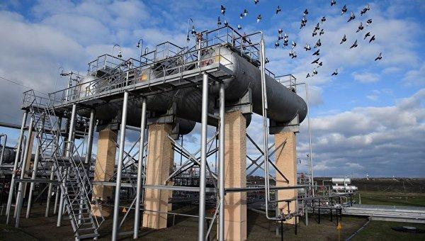 Газовое месторождение в Полтавской области