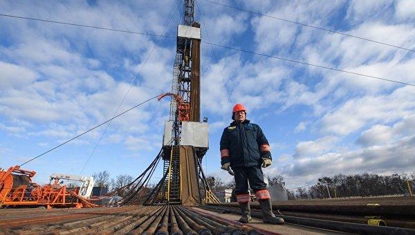 Добыча газа в Полтавской области