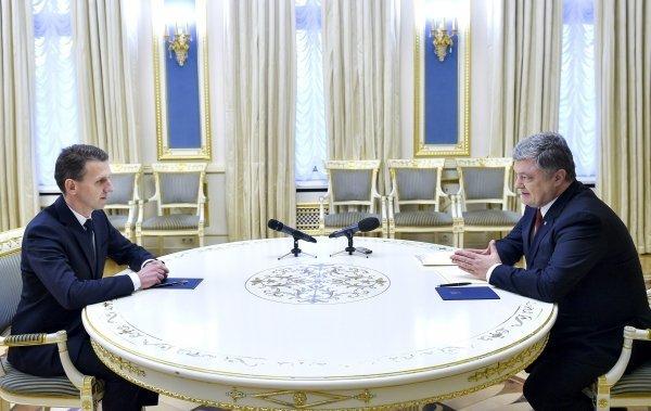Порошенко подписал указ о назначение Романа Трубы директором Государственного бюро расследований