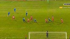 Матч Лиги Европы Скендербеу - Динамо. Видео