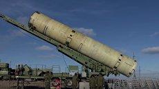 Министерство обороны России обнародовало видео испытания новой модернизированной ракеты системы ПРО