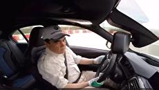 Туркменский форсаж. Президент подрифтовал на гоночном авто. Видео