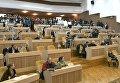 Заседание горсовета Сум. Архивное фото