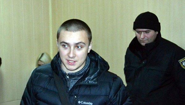 Одесский активист Сергей Стерненко