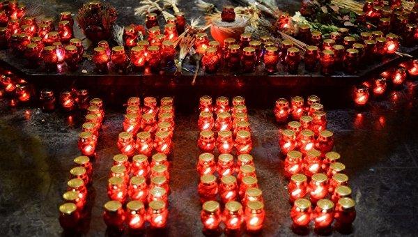 День памяти жертв Голодоморов