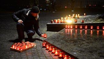 Как в Киеве прошел День памяти жертв Голодоморов