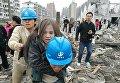 В Китае в одном из зданий портового города Нинбо произошел взрыв