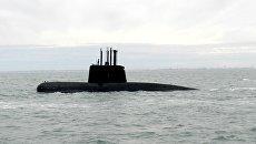 Подводный корабль ВМС Аргентины