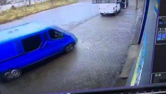 Видео задержания экс-командира Донбасса и бойца ОУН