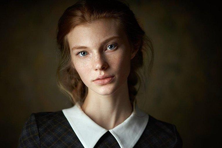 Снимок российского фотографа Александра Виноградова Даша