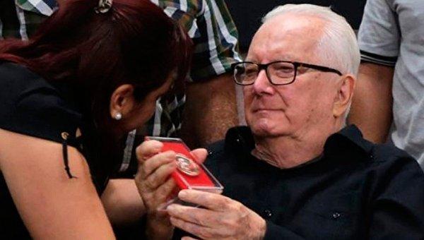 Один из ближайших сподвижников Фиделя Кастро, Армандо Харт Давалос