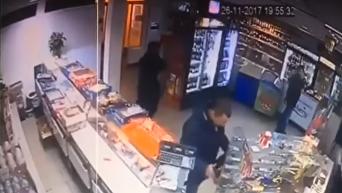 Ограбление магазина сыном нардепа
